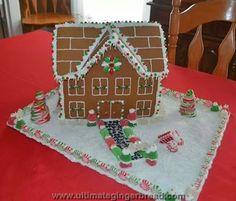 Rachel McClary - Gingerbread Manor