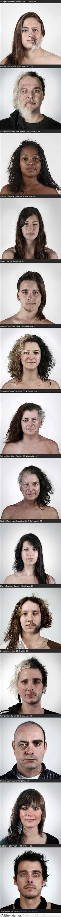 Genetics. Very cool.