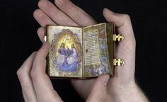 Miracles in miniature: The art of the Master of Claude de France