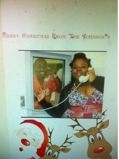 Merry Christmas from prison. WTF?