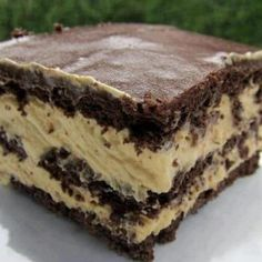 Chocolate Graham Cracker Surprise (Pampered Chef)