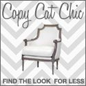 A friend found this site for me in Simplicity Magazine. I love love to decorate my home, but I hate hate high end prices, so I find my alternatives here. Definitely a great site for anyone decorating on a dime :)