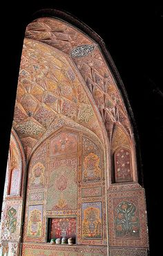 Arch, Masjid Wazir Khan, Lahore