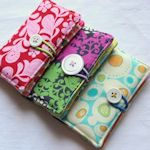 50 Projects for your scrap fabric - I don't really sew, but maybe these are small enough to manage! But @Corri Lewis or Jen Gren would love these.