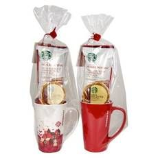 STARBUCKS HOLIDAY VENTI MUG GIFT SET