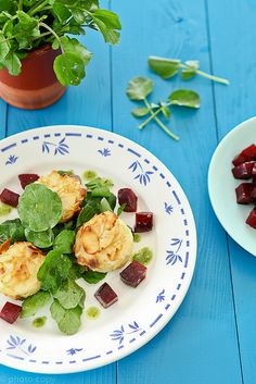 almond and goat's cheese salad by photo-copy, via Flickr