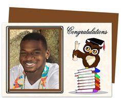 Graduation Announcements : Education Printable DIY Graduation Announcement Template