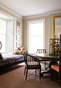 Second Empire Style in the Hudson Valley - House Tour Design Sponge
