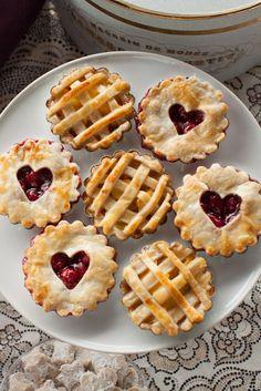 Minis dessert pies