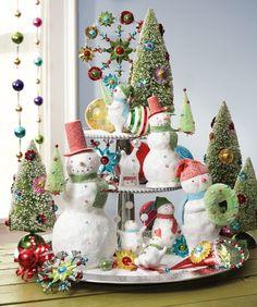 Holiday Home Decor Catalog Art Direction by Sara Ably at http://Coroflot.com