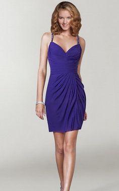 vestidos cortos para el dia formales