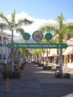 St. Kitts---would like to go back one day.