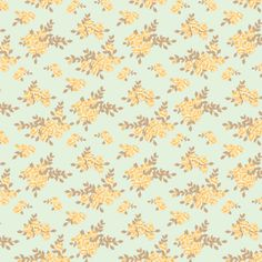 floral clusters wrapping paper - bec nolan x love mae