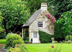 country cottages, little houses, stone cottages, english cottages, dream