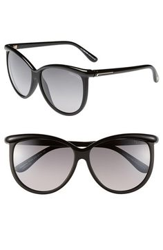 And then my hipster oversized Tom Ford 'Josephine' 60mm Sunglasses ahhhmazing