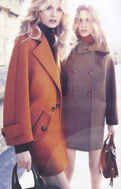 Great coats <3  #eccosmile #sculptured65