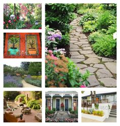 Speaking of pizzazz, let's wrap up this party with a look at some of the dreamiest gardens and landscapes around.  Discover ideas to bring into your own space.  http://www.hgtv.com/spring-season-landscape-hardscape/package/index.html?soc=MGPN