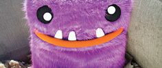The Devourer Monster Pillow Sewing Project
