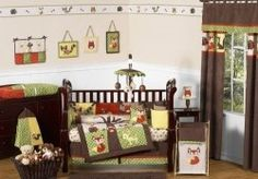 Are you planning for a gender neutral nursery? Consider the Jojo designs Forest Friends Animal nursery theme. Babies love animals naturally since...