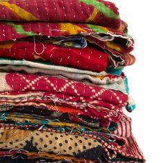 Vintage Kantha Throws