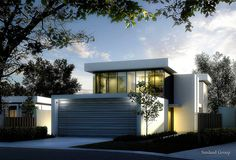 One Tree Hill Residences, Gold Coast Australia by Sunland, via Flickr