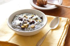 Chia seed pudding and other chia seed recipes...superfood!!