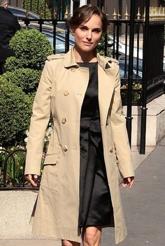 Natalie Portman in Paris