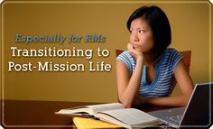 Tips to help returned missionaries reintegrate into school, work, and family life