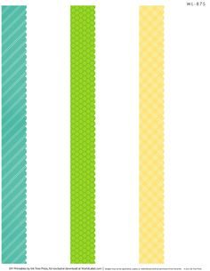 General Address Labels: free label template download in several different colors