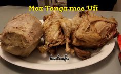 Moa Tonga- Tongan Food