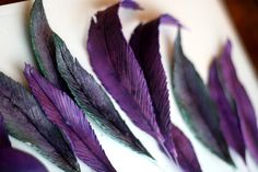 This is just a quick, very easy way to make a gumpaste or fondant feather!