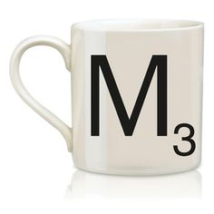 SCRABBLE Mug M, $14.99, now featured on Fab.