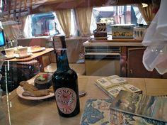 Commer Camper Van Interior by adriancockcroft, via Flickr