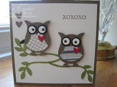 stampin up owl punch card ideas - Google Search