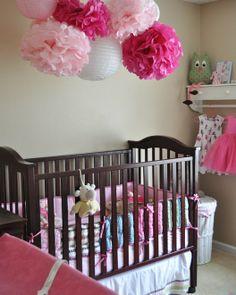 Little girls nursery.