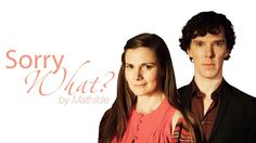 Sherlock  Molly   Sorry, what? You have a girlfriend? (AU) ––– I SHIP SHERLOLLY OKAY. 100%. SO THIS IS BRILLIANT.