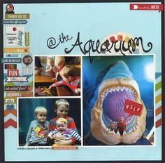 @ the Aquarium - Scrapbook.com