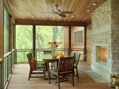 Screened Porch Design, Pictures, Remodel, Decor and Ideas