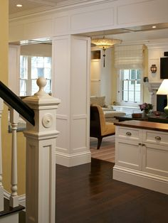 Hall Historic Panels Design, Pictures, Remodel, Decor and Ideas - page 42