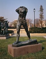 """Friday, November 15 — Peter Bottger gives a talk at the Hirshhorn on Auguste Rodin's """"The Walking Man"""""""