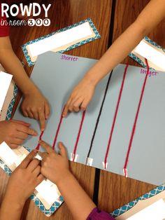 hands-on length activities!