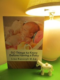50 Things to Know Before Having a Baby Goodreads Review and Giveaway