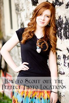 How to Scout out the Perfect Photo Locations | KristenDukePhotography.com #photography #shoot