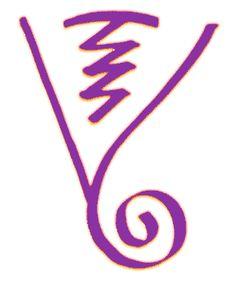 Reiki symbol...Dumo