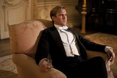 Matthew Crawley is convinced that Lavinia's heartbreak at seeing him kiss Mary contributed to her death. Now they are engaged, he cherishes Mary but cannot throw off a sense of guilt where Lavinia is concerned, which will cause problems when Downton is threatened. He would like to live a simpler life, away from Downton at first, so he and his new wife can get to know each other. Initially reluctant to involve himself with the estate, Matthew will become drawn into Downton. Played by Dan Stevens