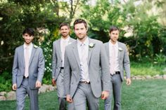 groomsmen, shades, idea, grey suits, men suits, gray, groom suits, groom attire, summer weddings