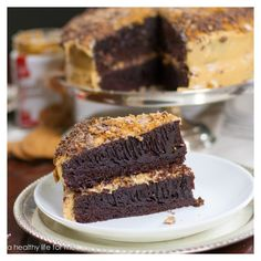 Biscoff Chocolate Coffee Cake