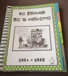 Idées journal de classe !