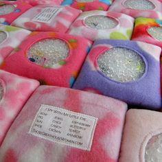 Little Girl Party Favor I Spy Bags   set by thosegreathousewomen, $36.00