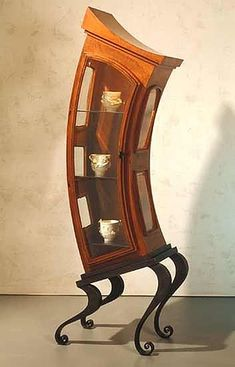 Alice in Wonderland furniture by John Suttman .